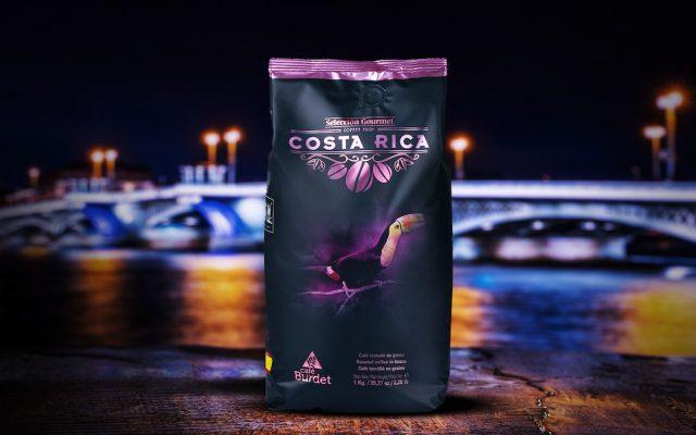 Burdet Costa Rica Coffee