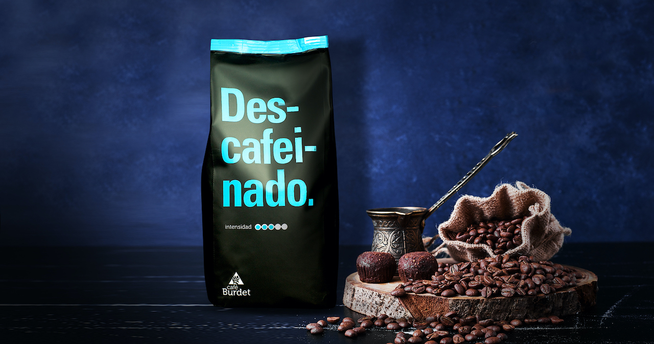 Burdet Decaf Coffee