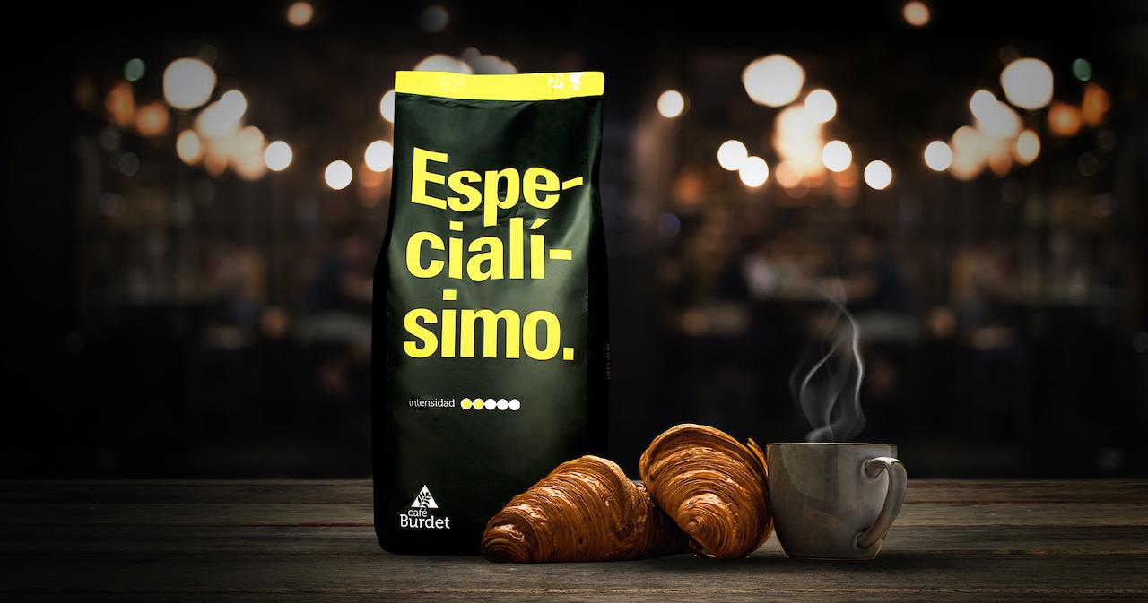 Burdet Especialisimo Coffee
